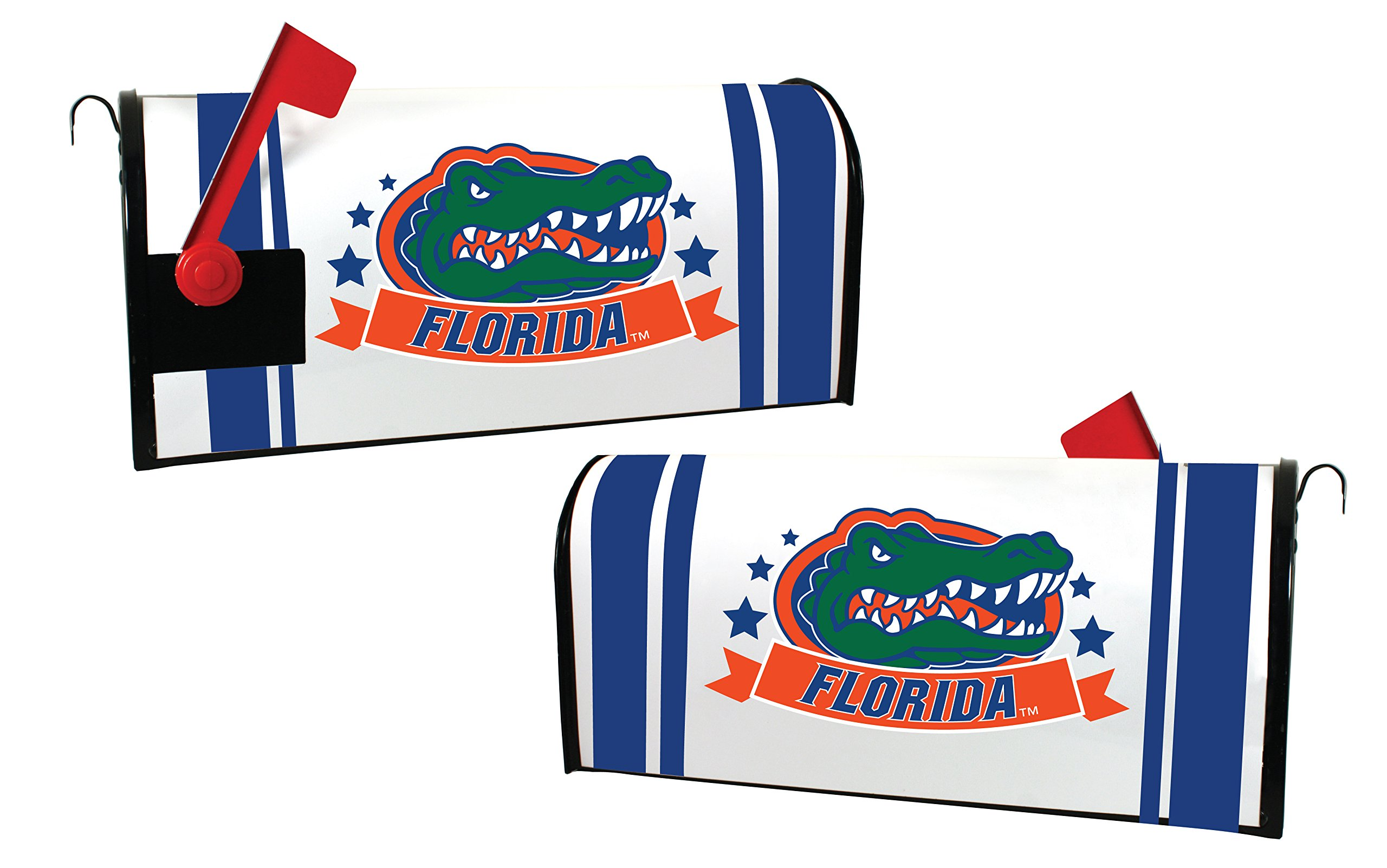 FLORIDA GATORS MAILBOX COVER-UNIVERSITY OF FLORIDA MAGNETIC MAIL BOX COVER-NEW FOR 2016!