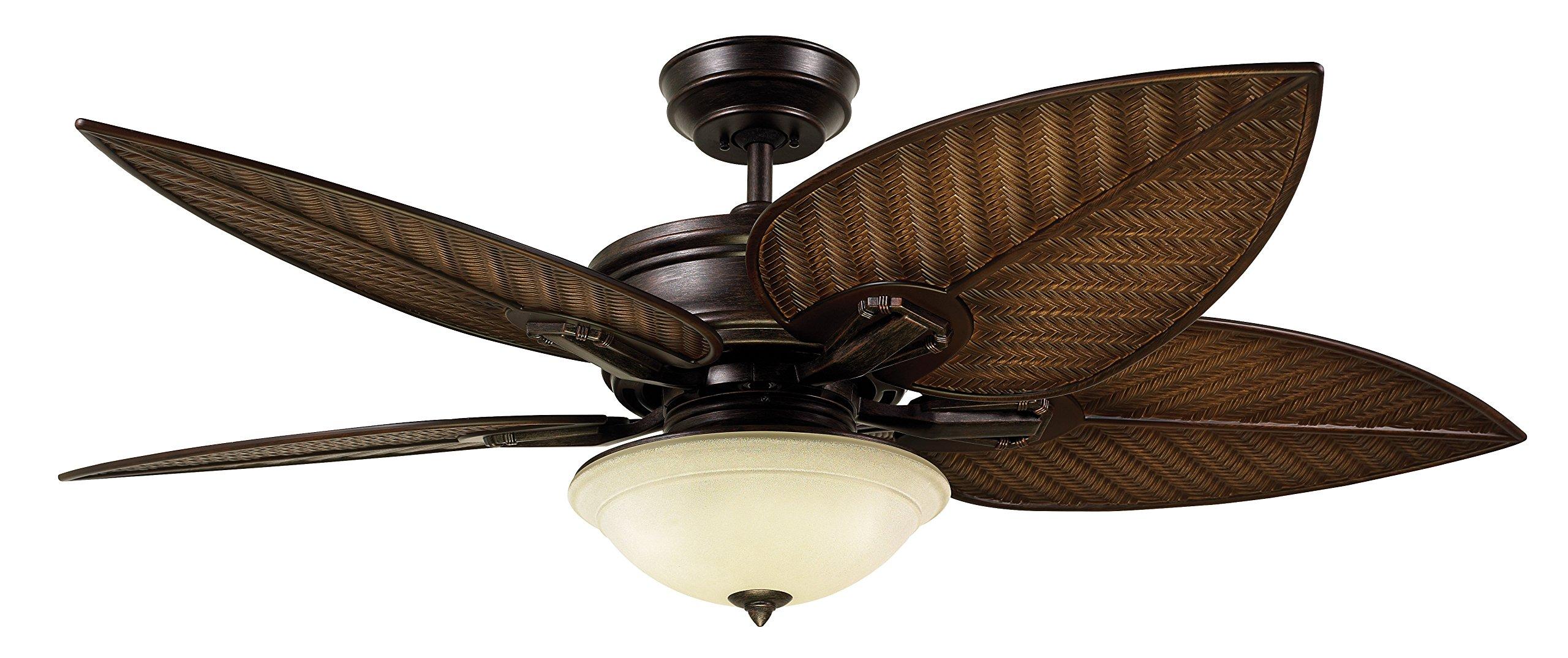 Emerson CF135DBZ Callito Cove 52'' Indoor-Outdoor Ceiling Fan, Bronze