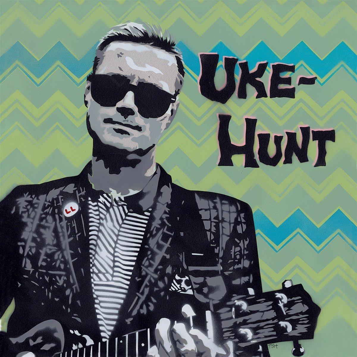Vinilo : Uke-Hunt - Uke-hunt (LP Vinyl)
