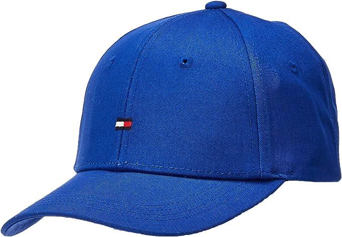 Tommy Hilfiger BB Cap Gorra de béisbol, Azul, Talla única (Talla ...