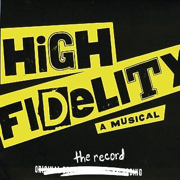 high fidelity broadway cast