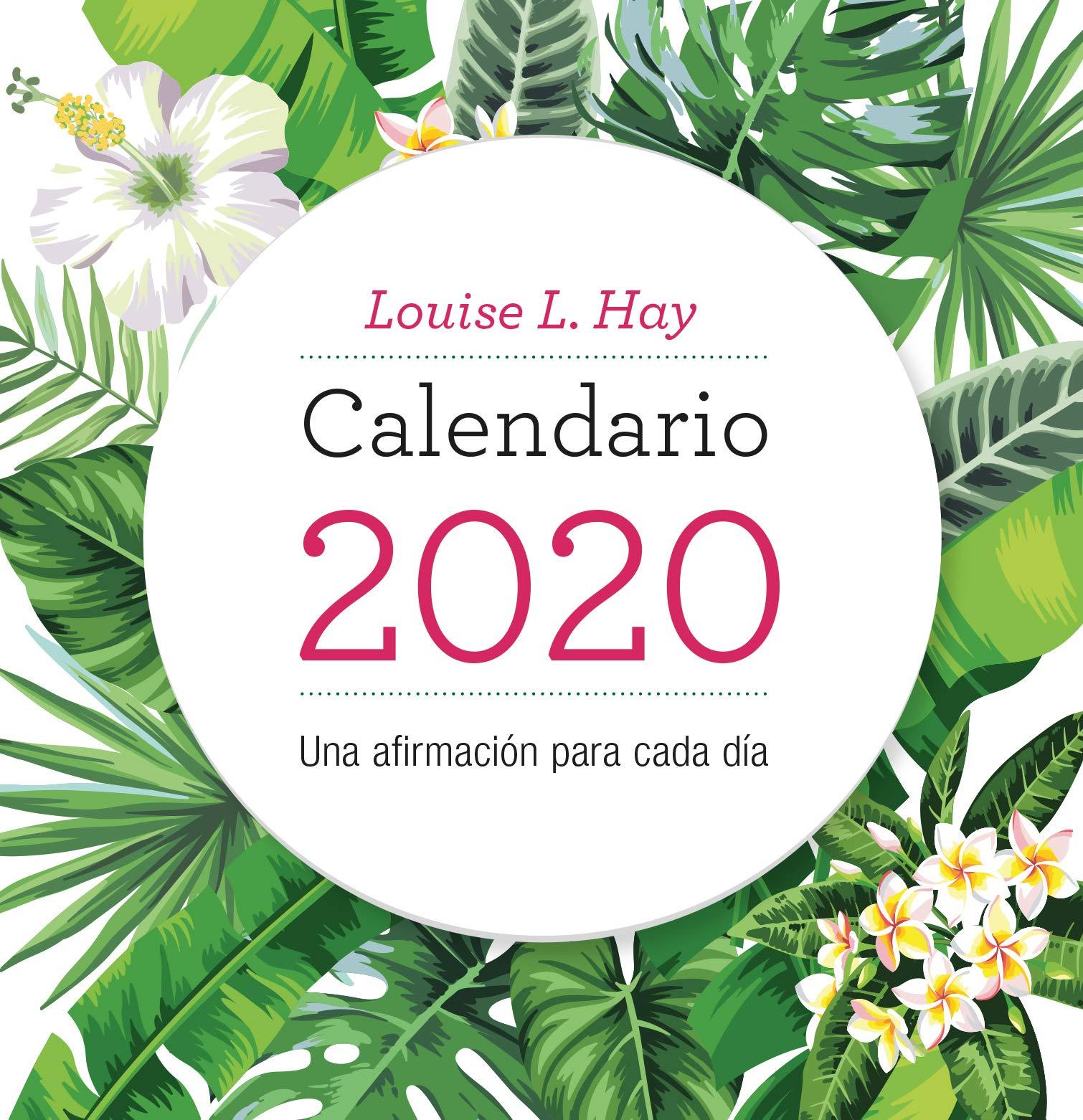 Amazon.com: Calendario Louise Hay 2020 (Spanish Edition ...