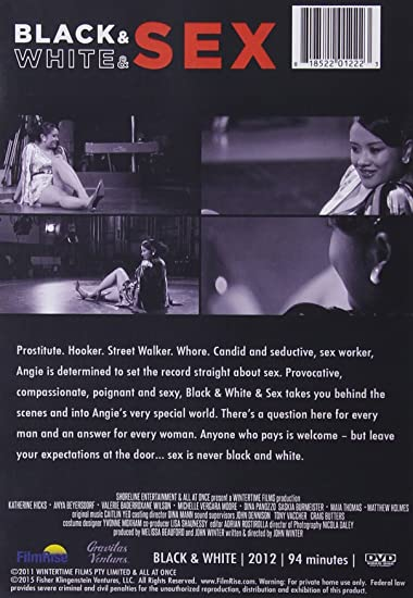 Black & White & Sex film complet asiatique porno vidos