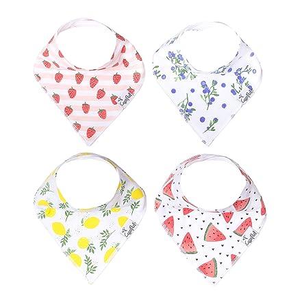New Baby Bibs Burp Cloth Bandana Five-point Style Lovely Collar Girls Fashion F