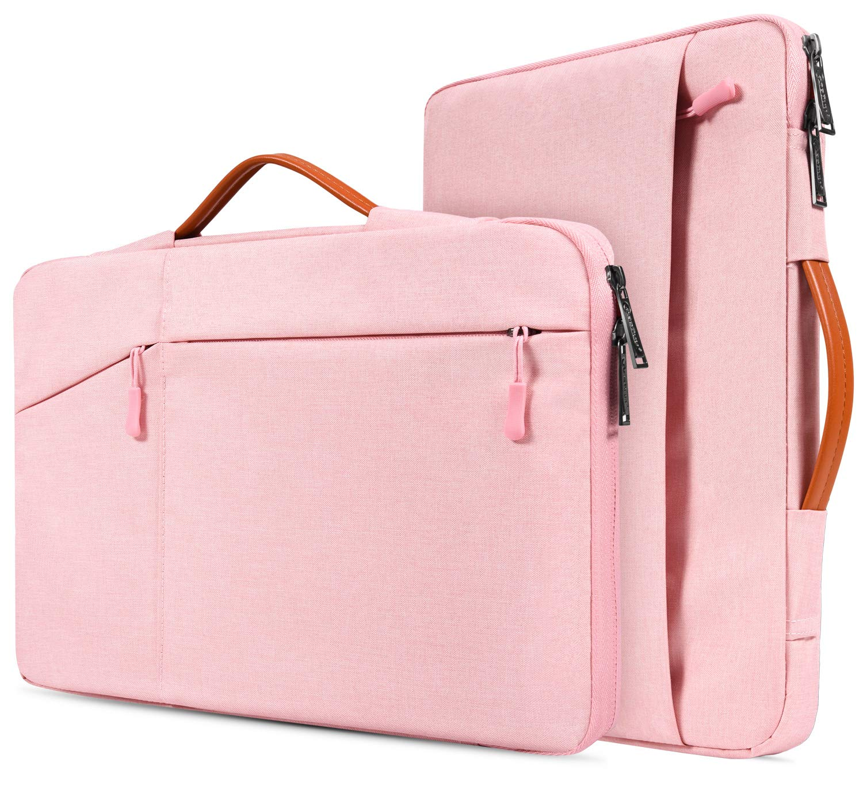 "15.6 Inch Waterpoof Laptop Briefcase Bag for Girls Women, Acer Chromebook  15/Aspire E 15/Aspire 3 5 15.6"", MSI GV62 GS65, HP ENVY x360 15, Lenovo,  Dell Inspiron 15, 15.6"