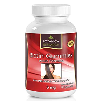 Amazon.com: Biotin 5000 mcg (5 mg) Vitaminas para el ...