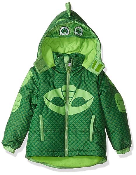 PJ Masks Gekko Puffer Jacket 2T