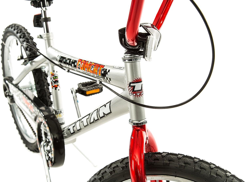 Titan Tomcat Boys BMX with 20 Wheel