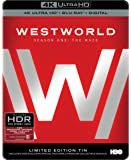 Westworld: The Complete First Season (4K Ultra HD/BD) [Blu-ray]