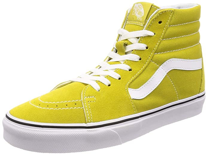 Vans Unisex-Erwachsene SK8-Hi Hohe Sneakers Cress Green