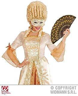 WIDMANN Widman - Disfraz de veneciano para mujer, talla UK ...
