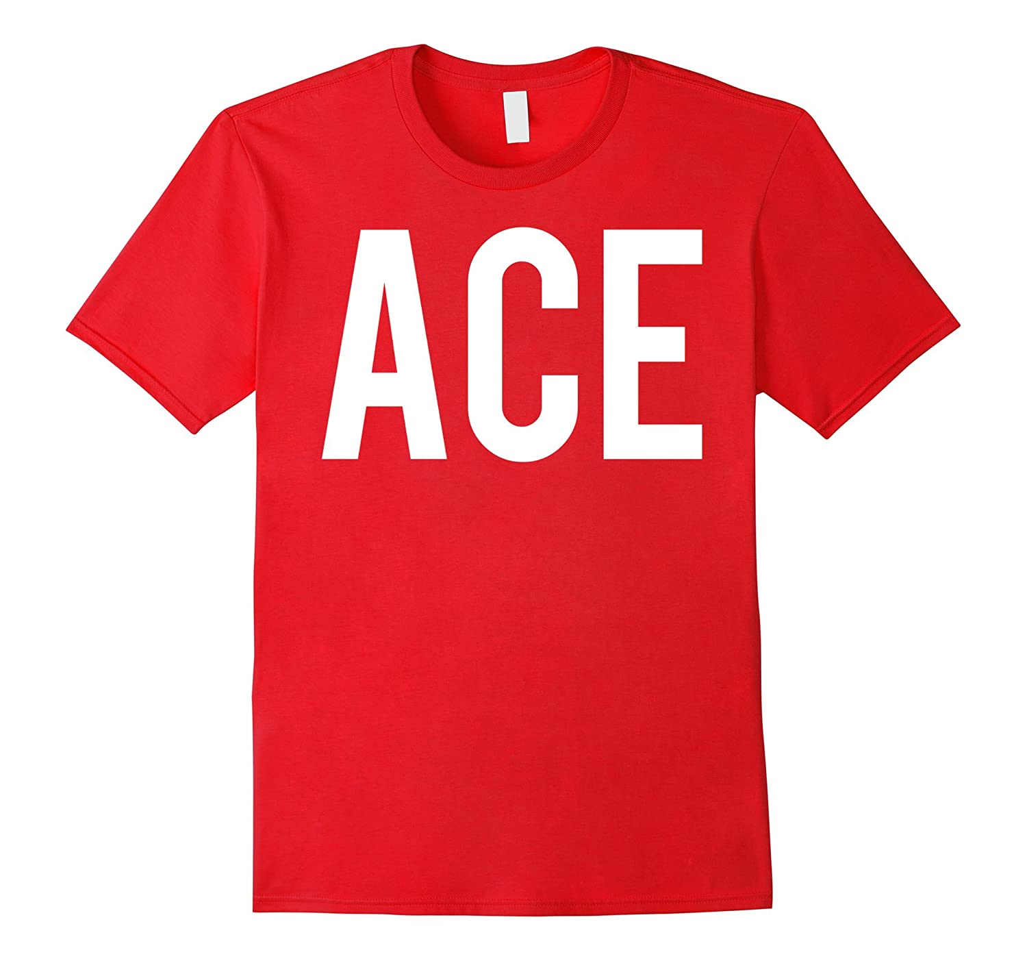 Ace T Shirt - Cool new poker card play funny cheap gift tee-TH