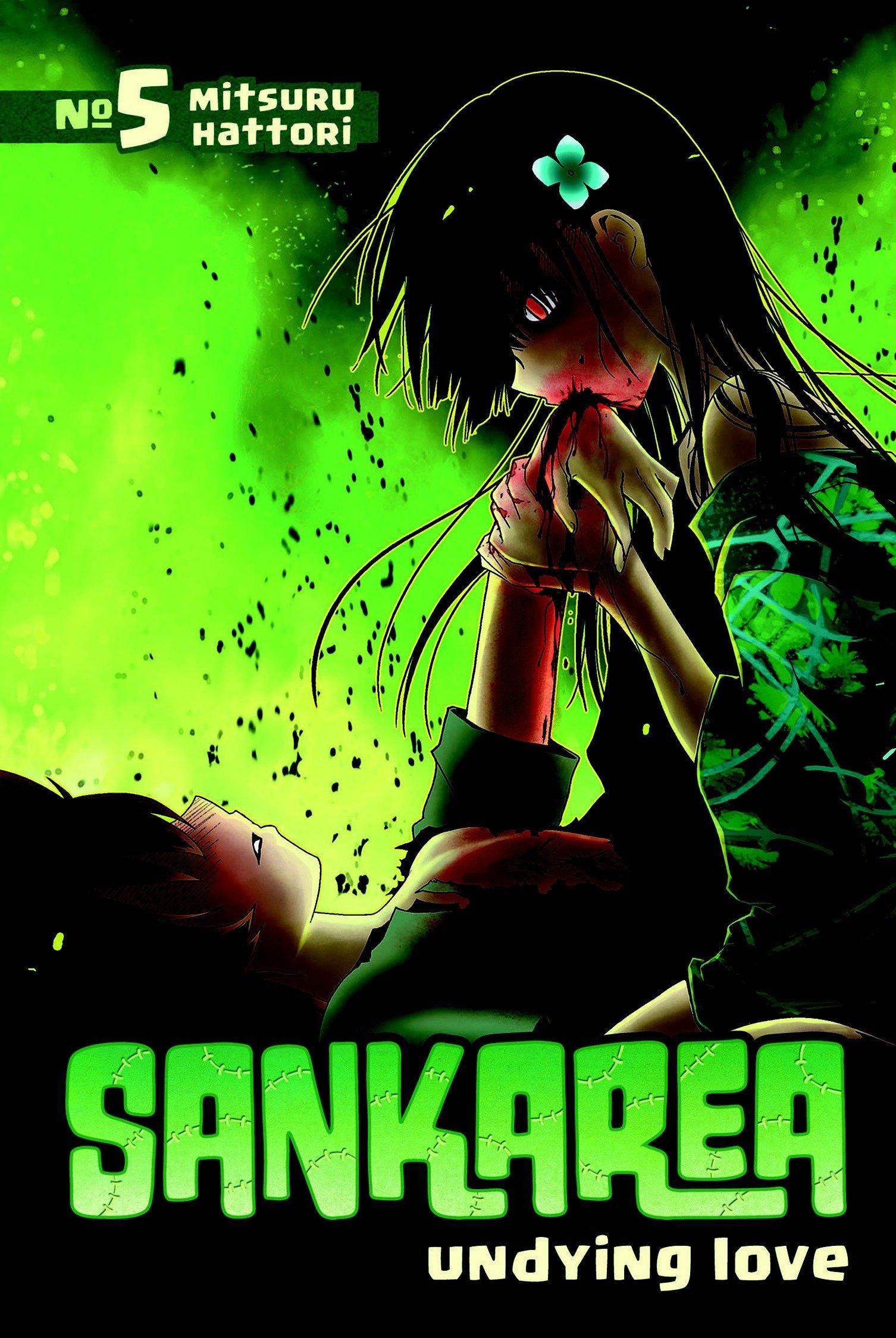 Download Sankarea 5: Undying Love ePub fb2 book