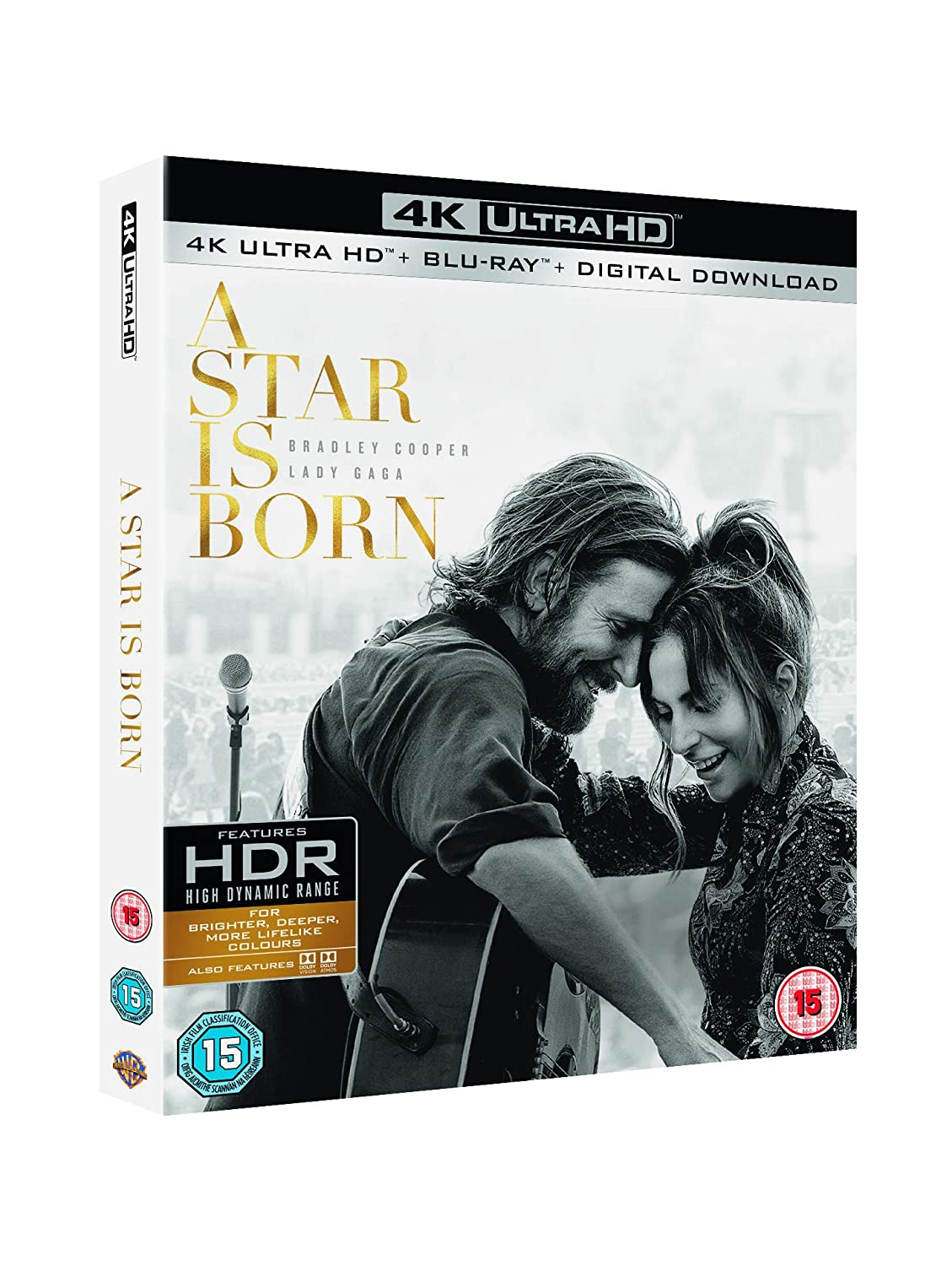 a star is born extended version dvd