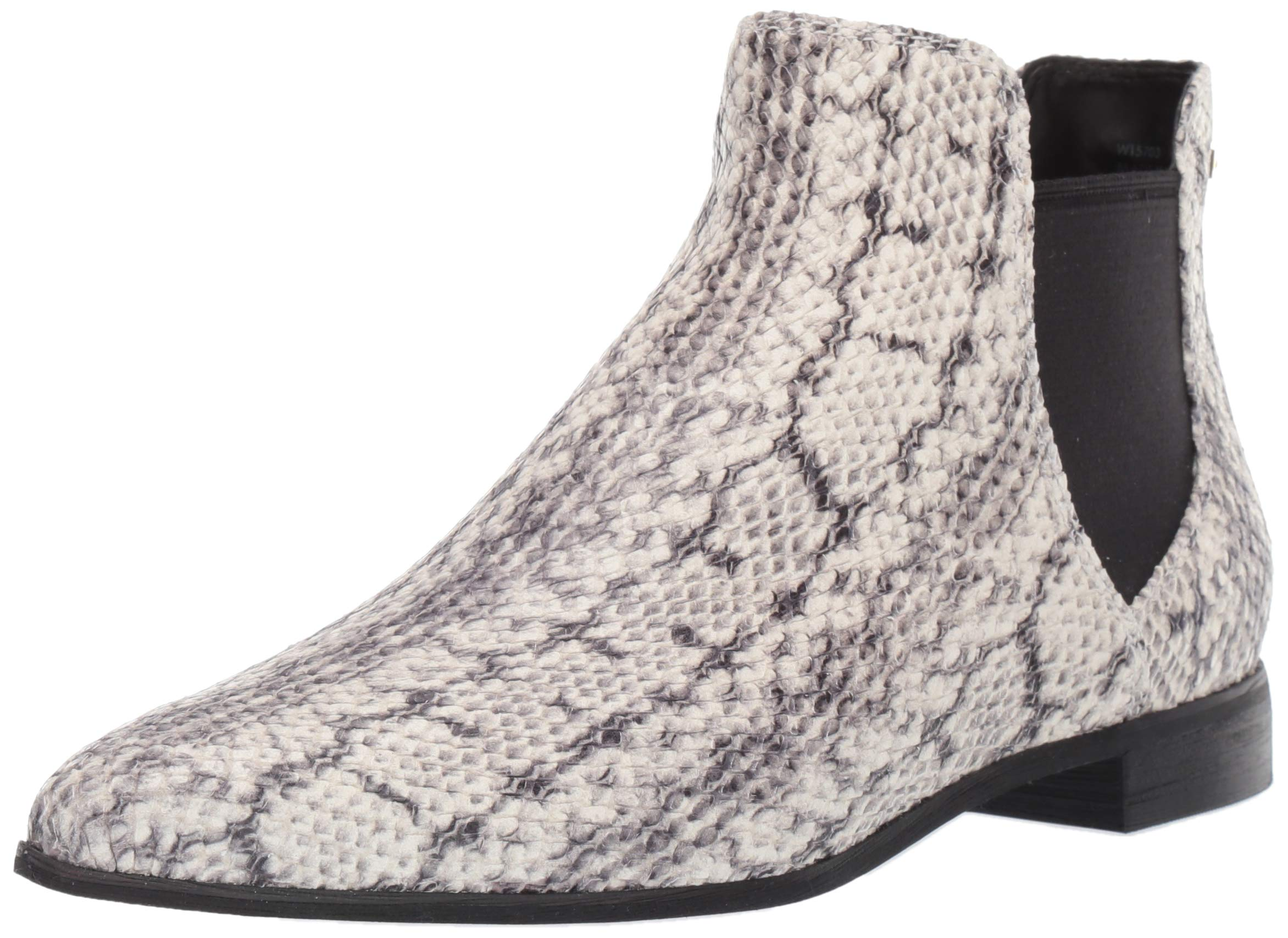 Cole Haan Women's Harlyn Bootie Ankle Boot, NTRL Python Lthr, 10.5 B US by Cole Haan