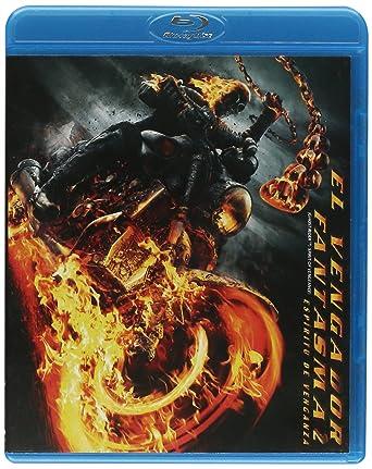 El Vengador Fantasma 2 Blu Ray Nicolas Cage Ciarán Hinds Idris