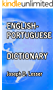 English / Portuguese Dictionary (Dictionaries Book 22) (English Edition)