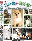 こいぬとあそぼ ヨークシャー・テリア TMW-046 [DVD]
