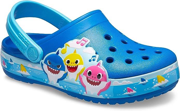 Amazon.com | Crocs Kids' Fun Lab Baby