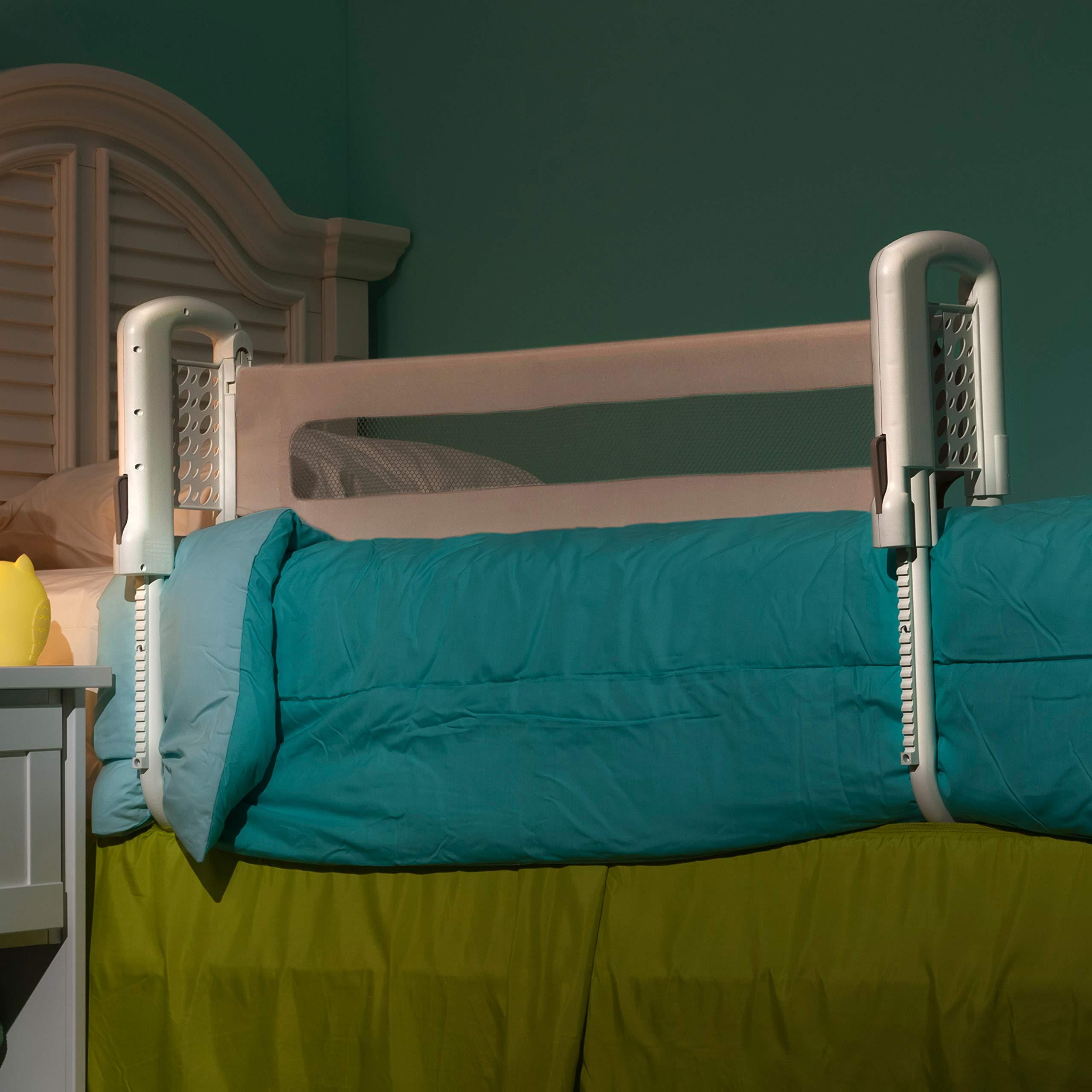 f887e8037 Safety 1st Top-of-mattress Bed Rail, Cream 885682046085 | eBay