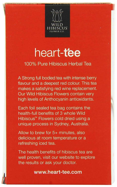 Wild Hibiscus 100 Percent Pure Hibiscus Herbal Tea 40 G Amazon