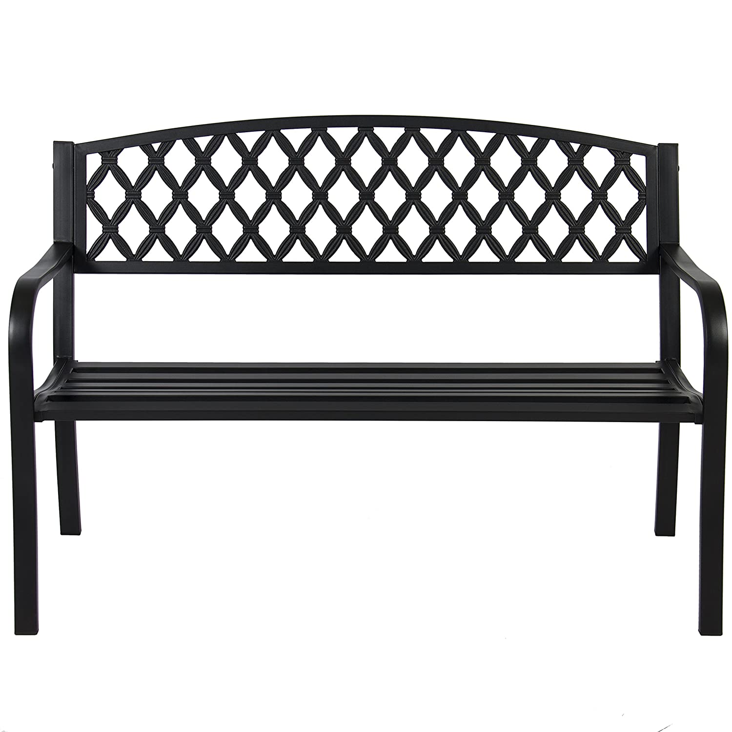 Amazoncom Best Choice Products 50 Patio Garden Bench Park Yard