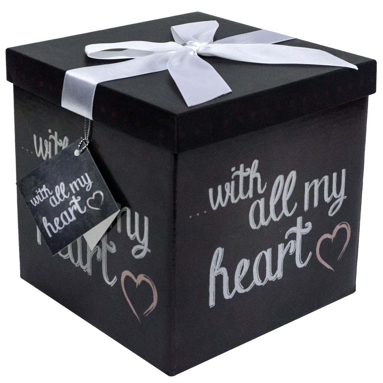 Amazon.com: Endless Art US Amrita All My Heart EZ Gift Box. Easy ...