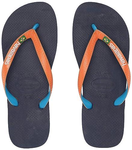 e18cec3ca Havaianas Women s Brazil Mix Flip Flop Sandals