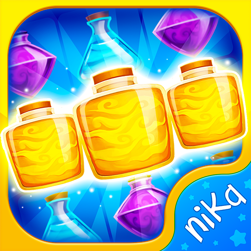 Fairy Mix — Bright world of magic potions (Estate Jewels)