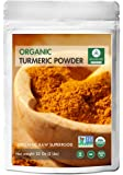 Organic Turmeric Root Powder with Curcumin (2lbs) by Naturevibe Botanicals, Gluten-Free & Non-GMO (32 ounces)