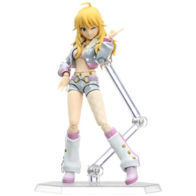 Max Factory The Idolmaster Million Live! Miki Hoshii Figma Action Figure: Toys & Games