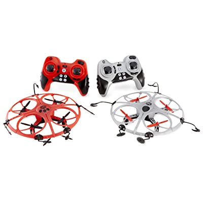 Air Wars Battle Drones 2.4 GHz - 2-Pack: Toys & Games