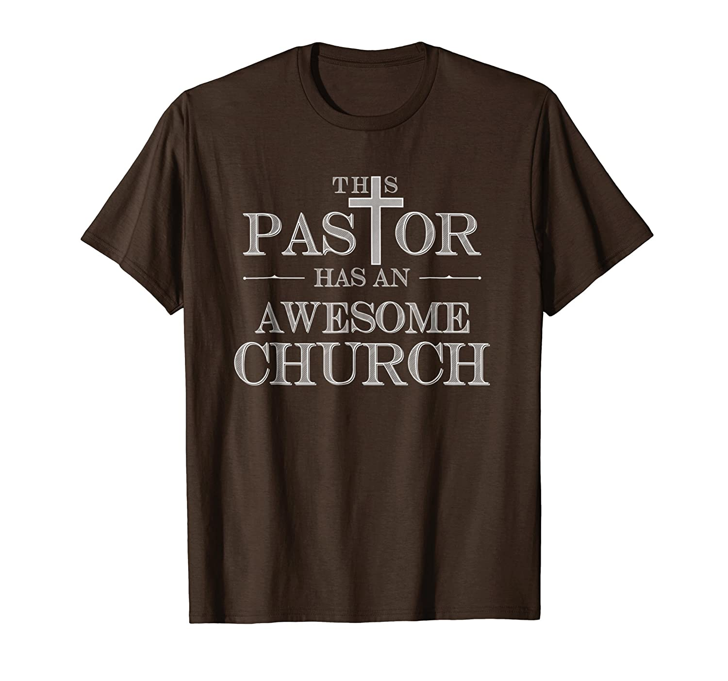 Funny Pastor T Shirt Awesome Church Perfect Gift For Pastors
