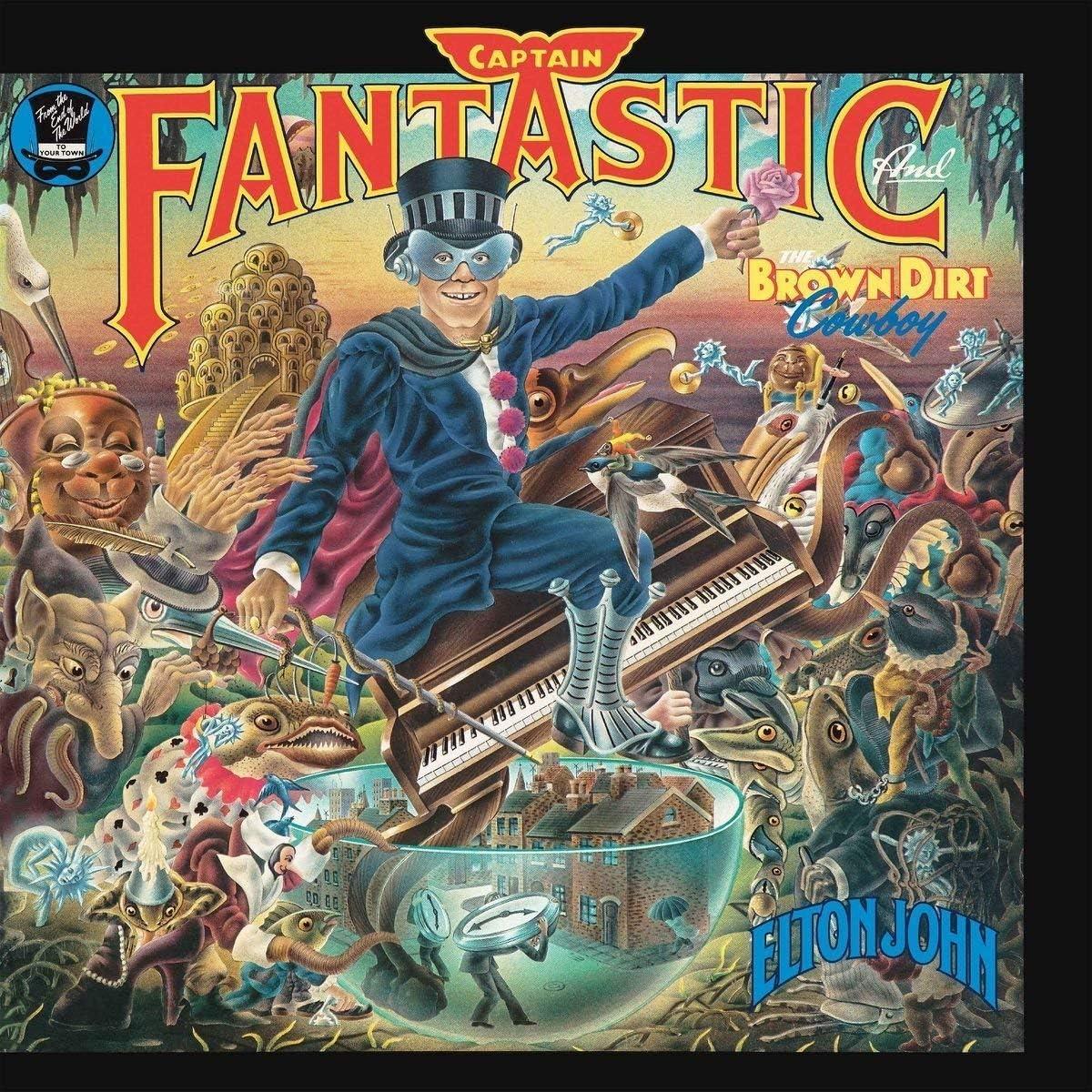 Captain Fantastic and The Brown Dirt Cowboy: Amazon.com.mx: Música