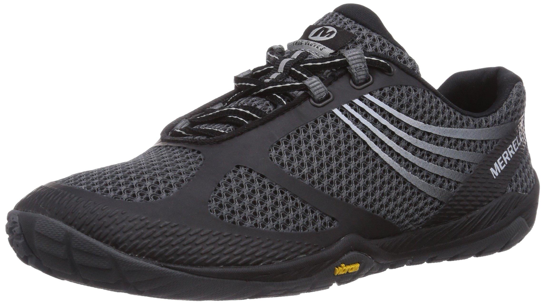 Merrell Women's Pace Glove 3 Trail Running Shoe,Black,9.5 M US