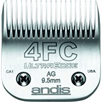 "Andis Ultra Edge Size, 4FC: 3/8"" (9.5 mm), Plateado, Size 4FC"