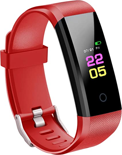 Fitness Band for  Men and Women Waterproof Activity Tracker Elite Fitness
