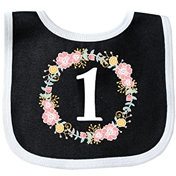 inktastic Blooming 1st Birthday Toddler T-Shirt