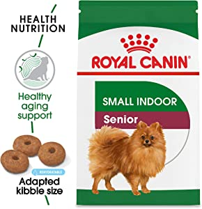 Royal Canin Small Indoor Senior Dry Dog Food