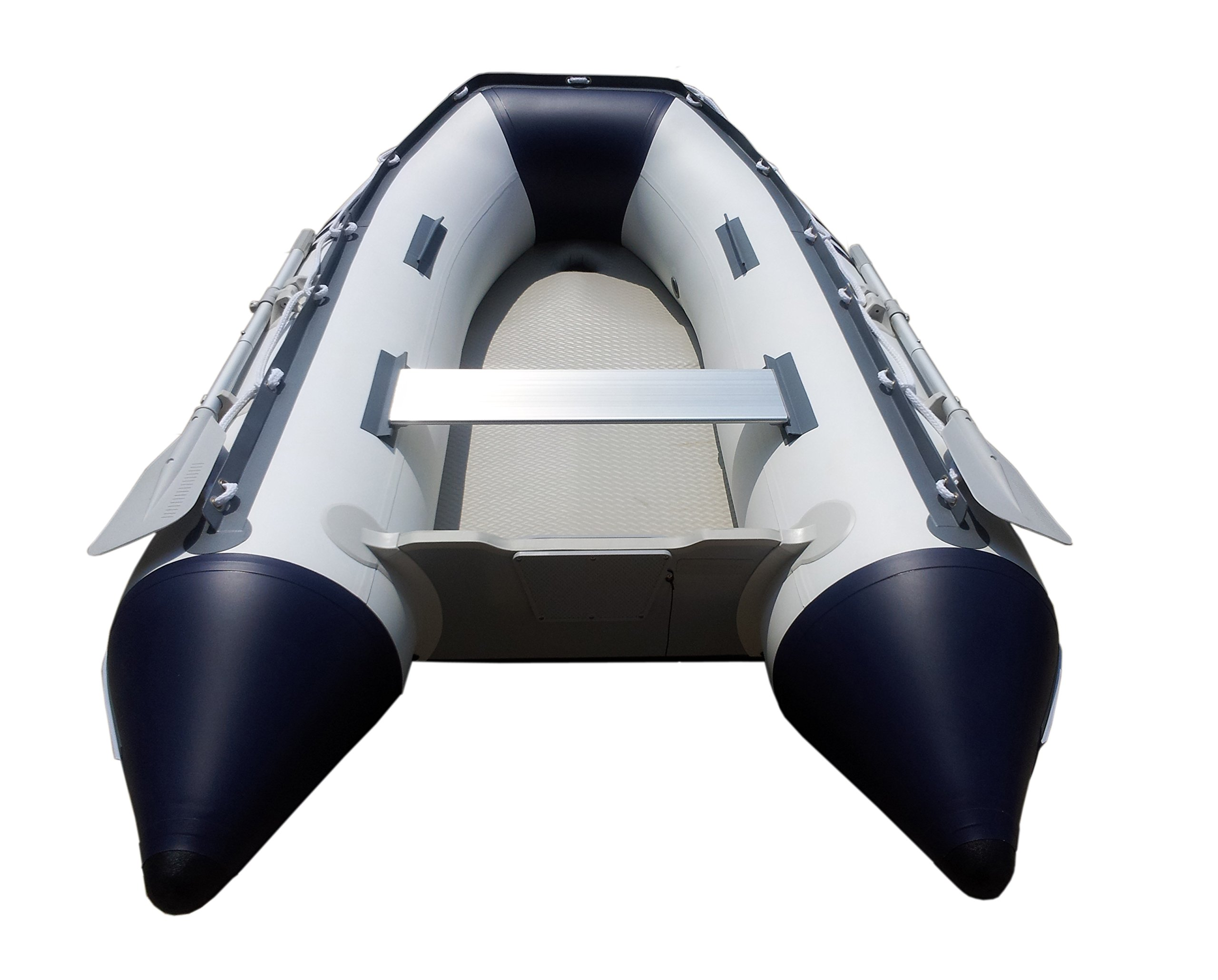 Newport Vessels Seascape Air Mat Floor Inflatable Tender Dinghy Boat (9-Feet) by Newport Vessels