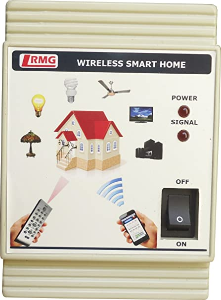 Buy Android App & IR based Smart Home Automation - 6 Devices