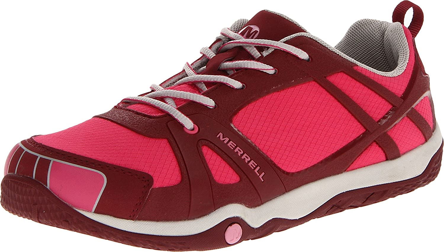 Merrell Proterra Sport Sneaker (Toddler/Little Kid/Big Kid) Ruby Wine 7 M US Big Kid Proterra Sport - K