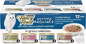 Purina Fancy Feast in Gravy Adult Canned Wet Cat Food