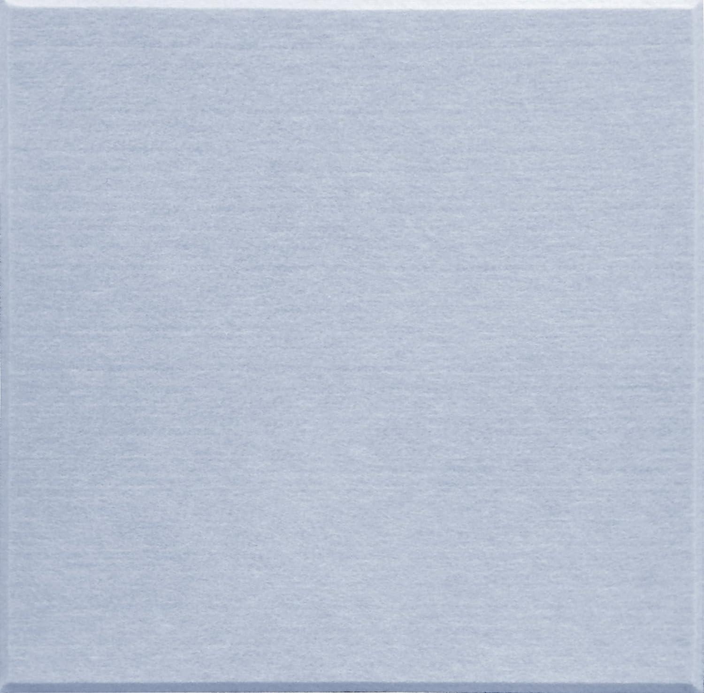 Felmenon 吸音パネル45C (4040) FBM-4040C マグネット付 6枚セット ライトブルー B06XHTW98G 40×40cm|ライトブルー ライトブルー 40×40cm