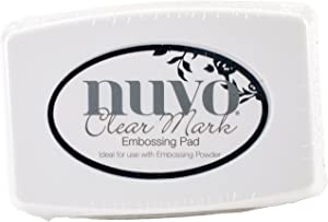 TONIC STUDIOS 101N Nuvo Clear Mark Embossing Pad