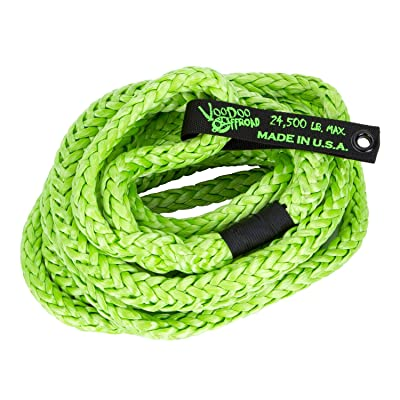 VooDoo Industries Recovery Rope 1300008: Automotive