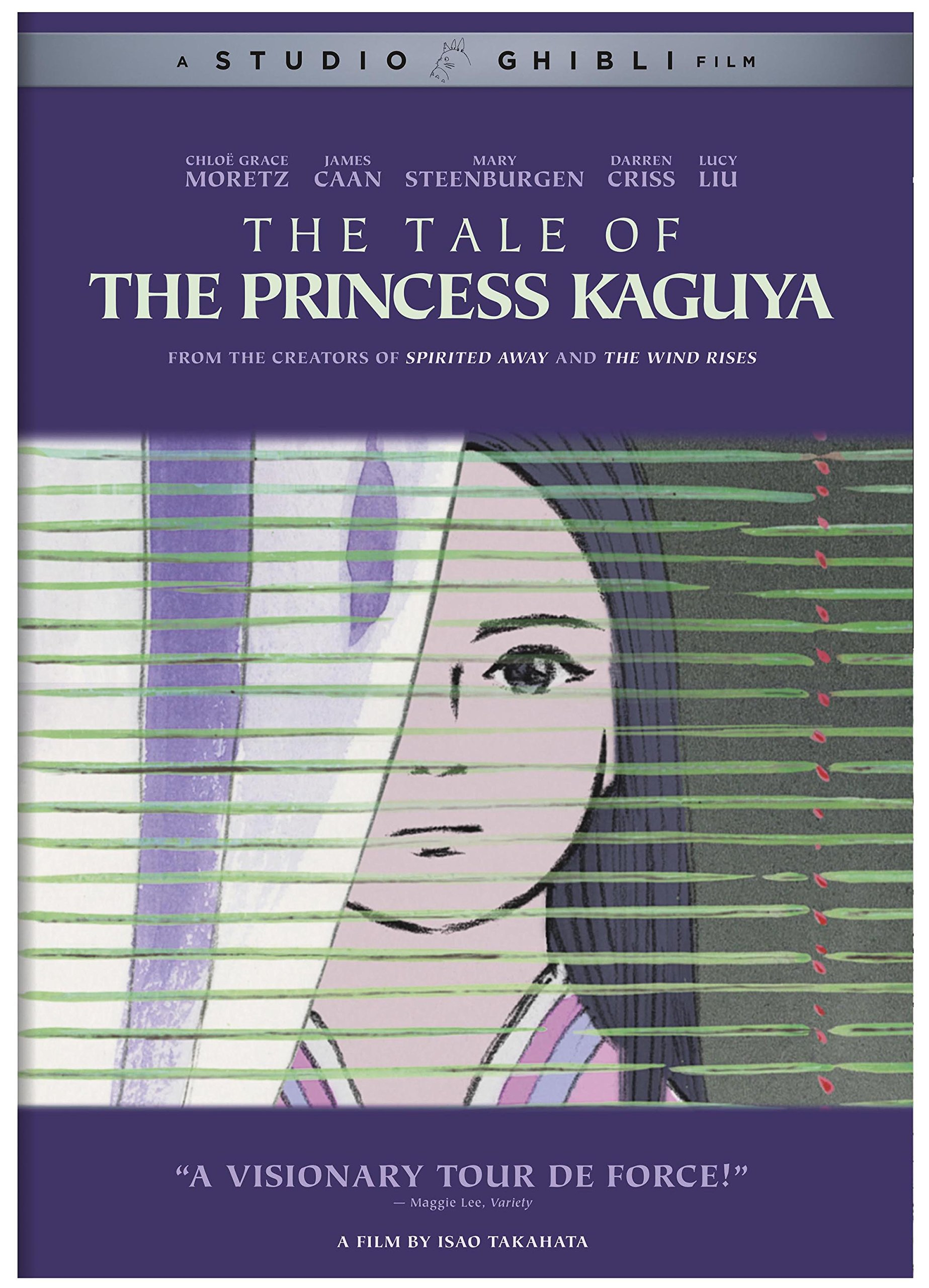 The Tale of the Princess Kaguya (Snap Case, Slipsleeve Packaging, 2PC)