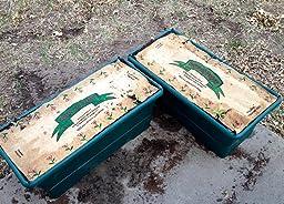 Garden Patch Gp01gr 06 Grow Box Planter Boxes Garden Outdoor