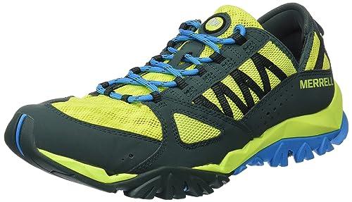 Merrell Tetrex Surge Crest, Zapatillas Impermeables para Hombre: Amazon.es: Zapatos y complementos