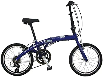 Bicicleta Gotty plegable 20""